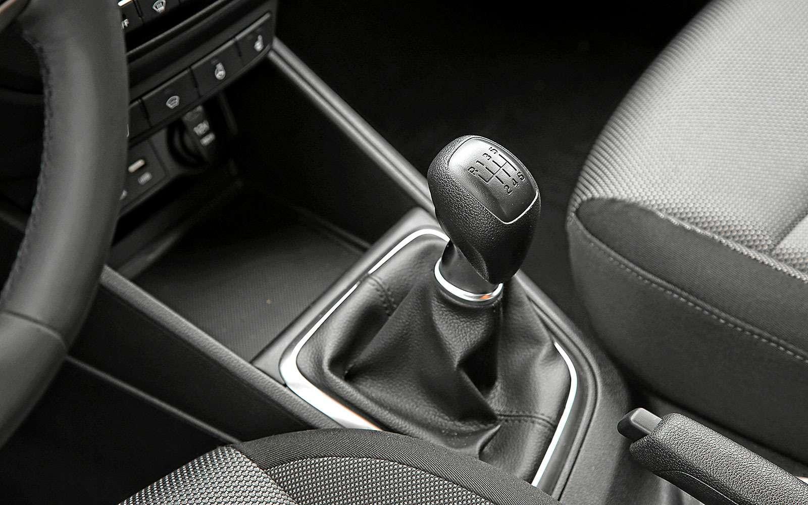 5 плюсов иодин минус Hyundai Solaris— фото 872906