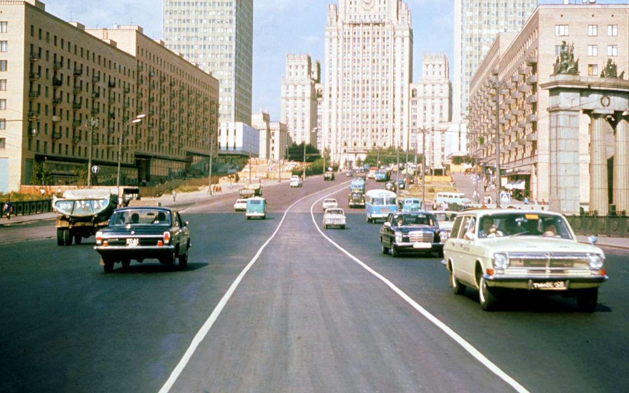 Автомобильная жизнь вСССР: как оно было насамом деле— фото 1140237