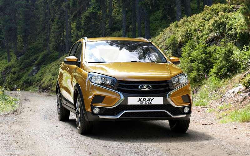 Lada XRAY Cross свариатором— названы цены икомплектации