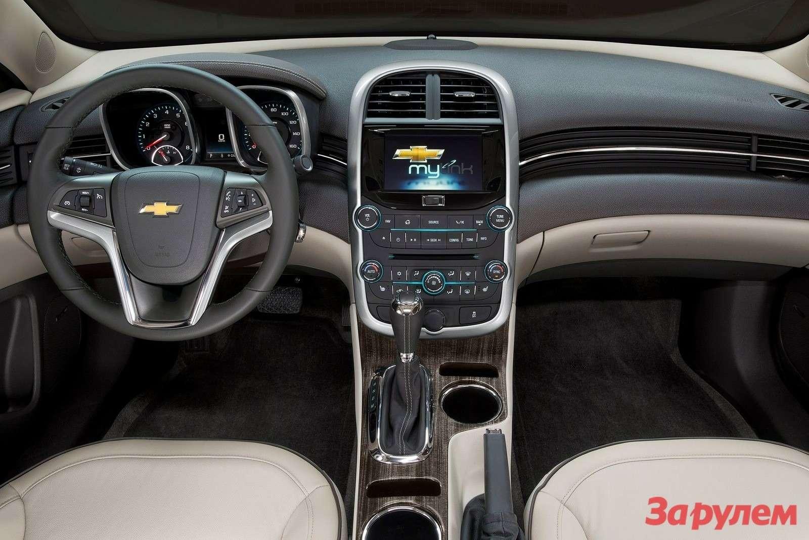Chevrolet Malibu 2014 1600x1200 wallpaper 06