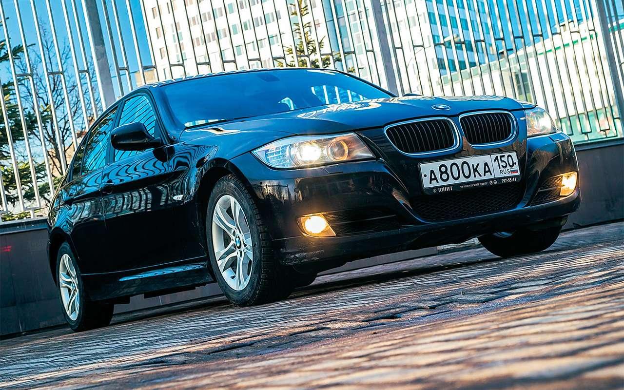 Mercedes C-класса иконкуренты: что брать сегодня навторичке— фото 1278161
