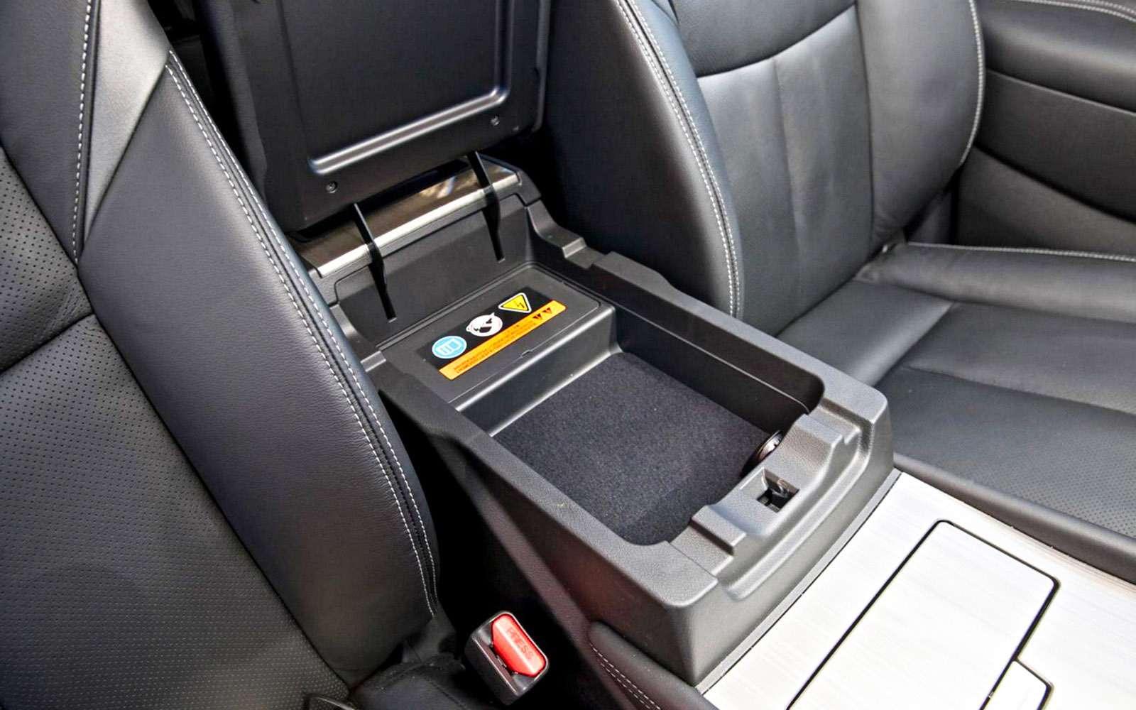 Новый Nissan Murano: экстраверт— фото 627231