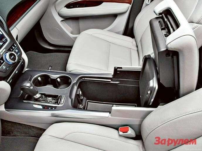 Acura MDX 2014ba