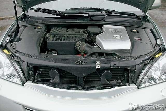 ТЕСТ: Lexus RX300и Lexus RX400h. Контакт высокого напряжения— фото 61239