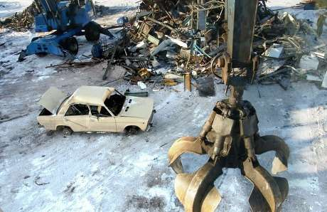 Программа утилизации автомобилей или как утилизировать автомобиль— фото 1115197