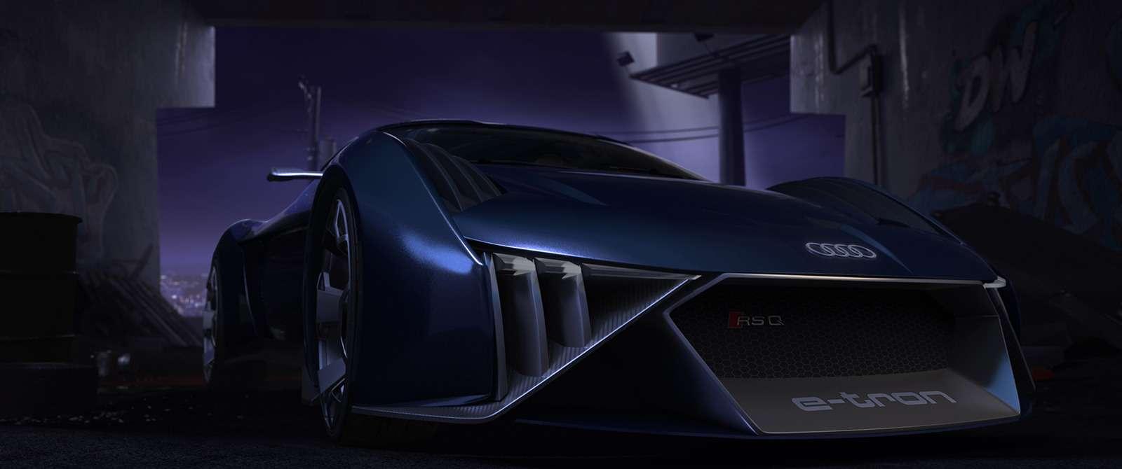 В Audi сделали суперкар длянарисованного Уилла Смита— фото 919670