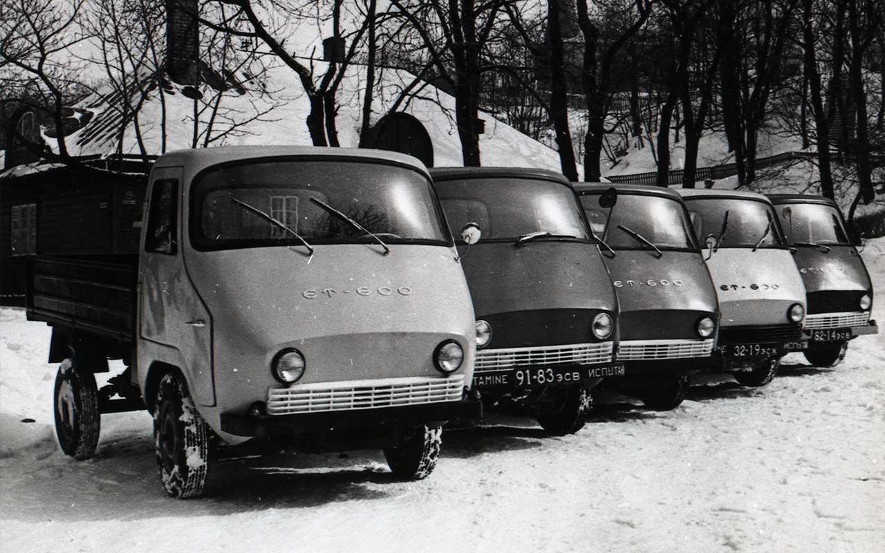 Первые дизели, троллейбусы, АКП...— 13неизвестных фактов изистории нашего автопрома— фото 938687