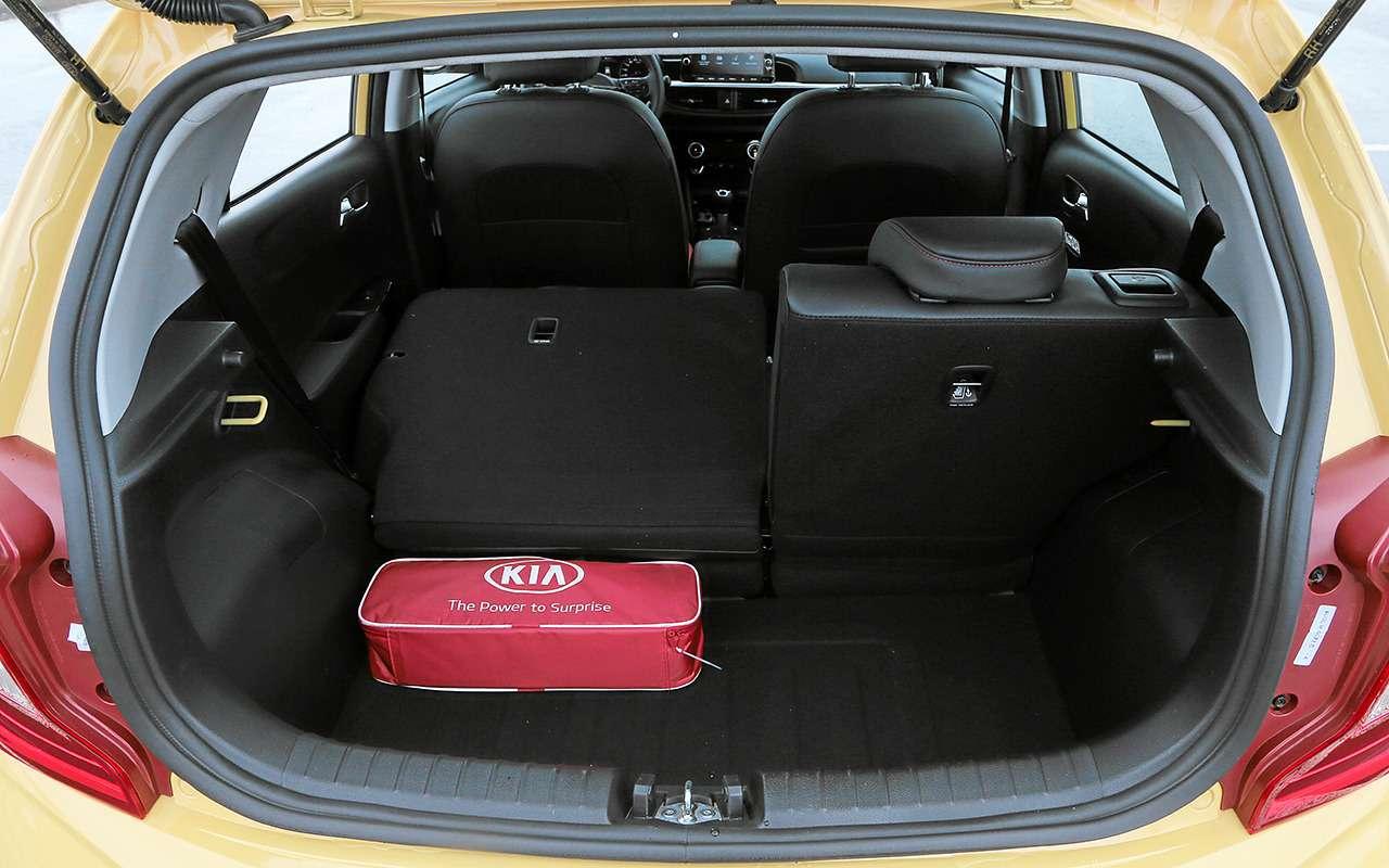 Новый Kia Picanto: кто его купит (затакую цену)— фото 1238994
