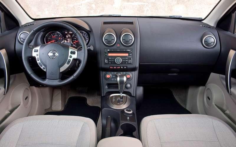 Nissan Qashqai 2006-2013: сила ислабости