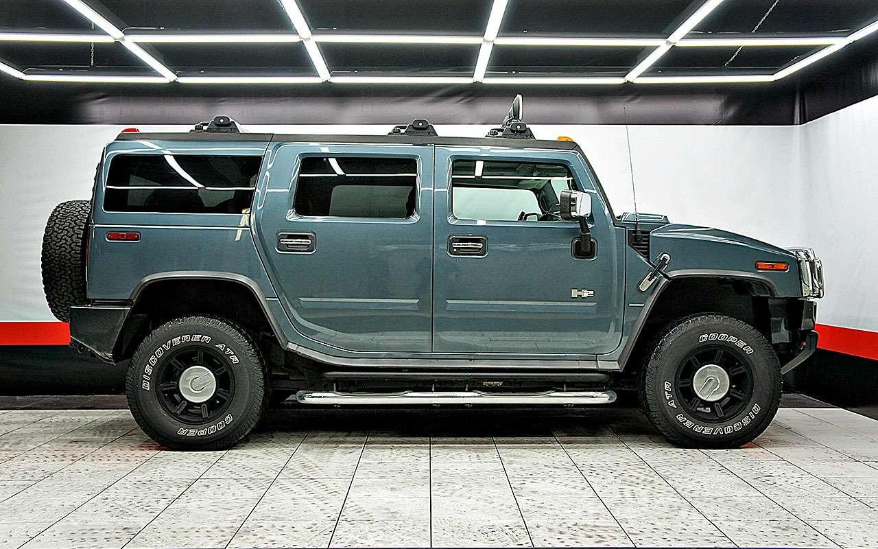 Дешевые машины самых богатых людей мира— фото 776852