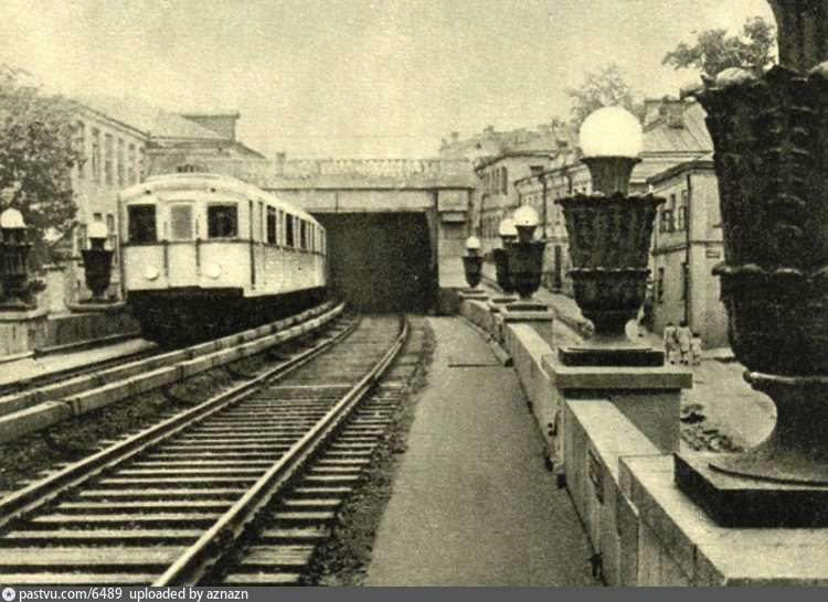 Первый метромост: 1937-2017— фото 812346