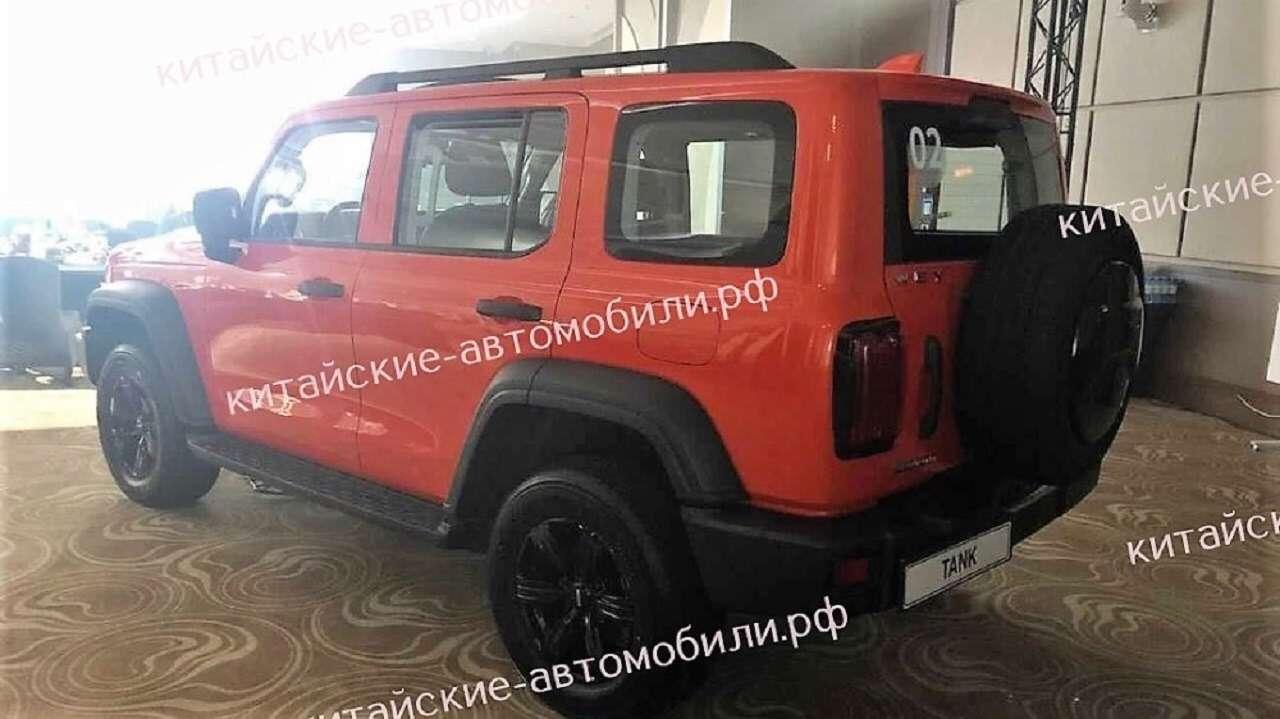 Конкуренты УАЗа отHaval: первые фото вРоссии— фото 1238680