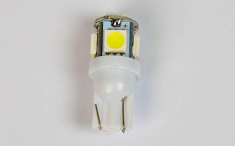 Выбираем лампы длягабаритных огней— экспертиза ЗР