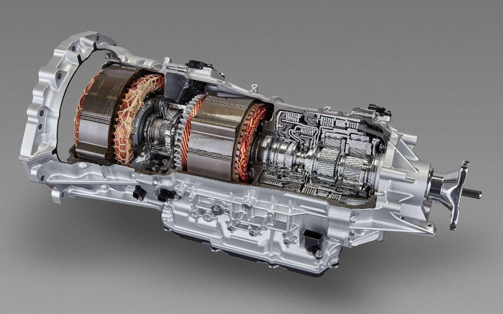 Toyota завалит рынок модульными двигателями икоробками передач— фото 674903