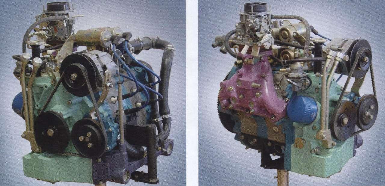 Моторы длямашин-догонялок КГБ: ихделали наВАЗе!— фото 1242399
