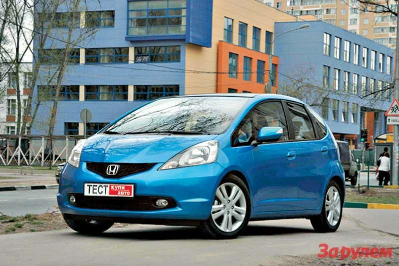 Хонда-Джаз-Комфорт», от615000 руб.