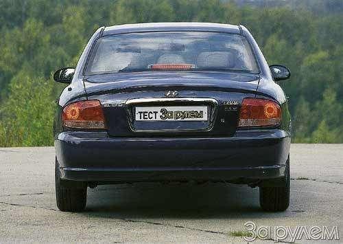 Hyundai Sonata. МУЗЫКА СВОЕГО РОДА— фото 26001