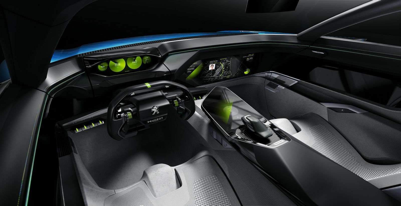 Peugeot Instinct: ваше первое «Я»— фото 713223