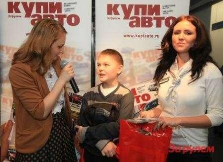 Эксклюзивные подарки отДисней достались детям