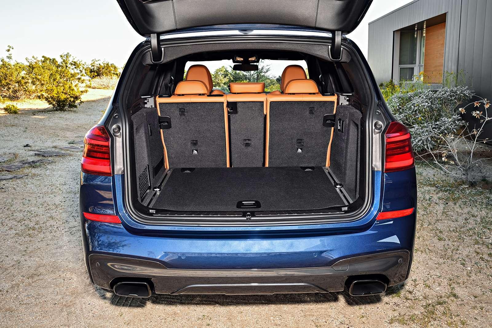 Новый BMW X3стал дешевле старого— фото 774133