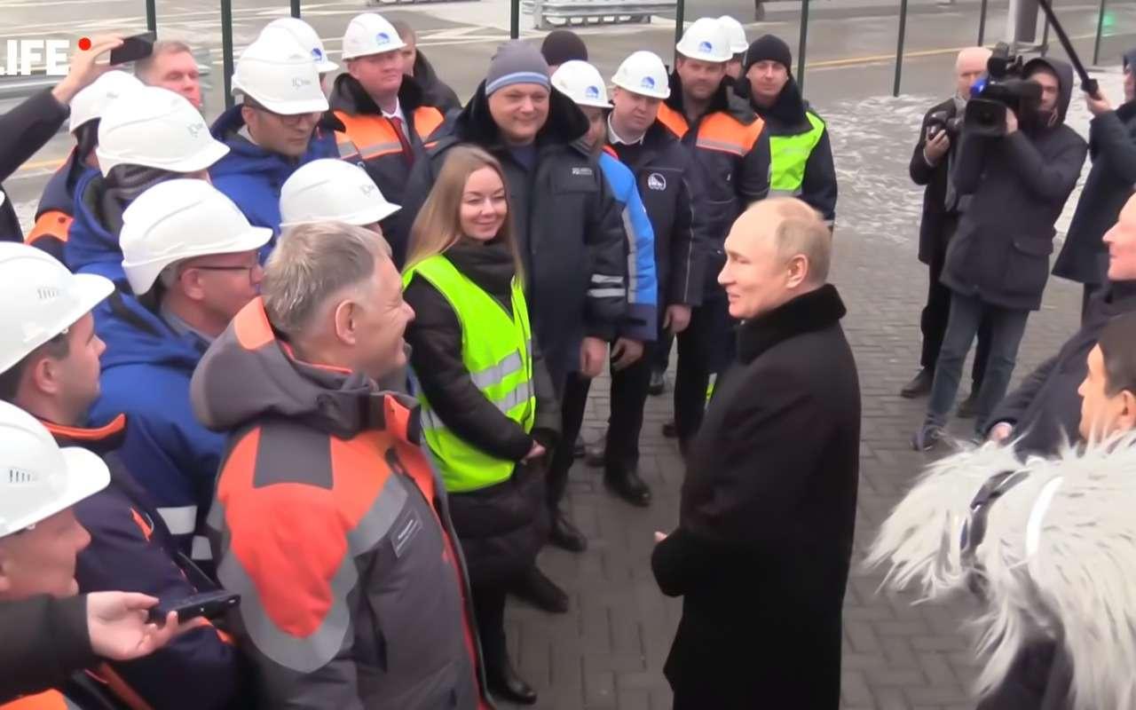Путин открыл скоростную платную трассу М-11«Москва— Санкт-Петербург». Имя ей— «Нева»— фото 1011961