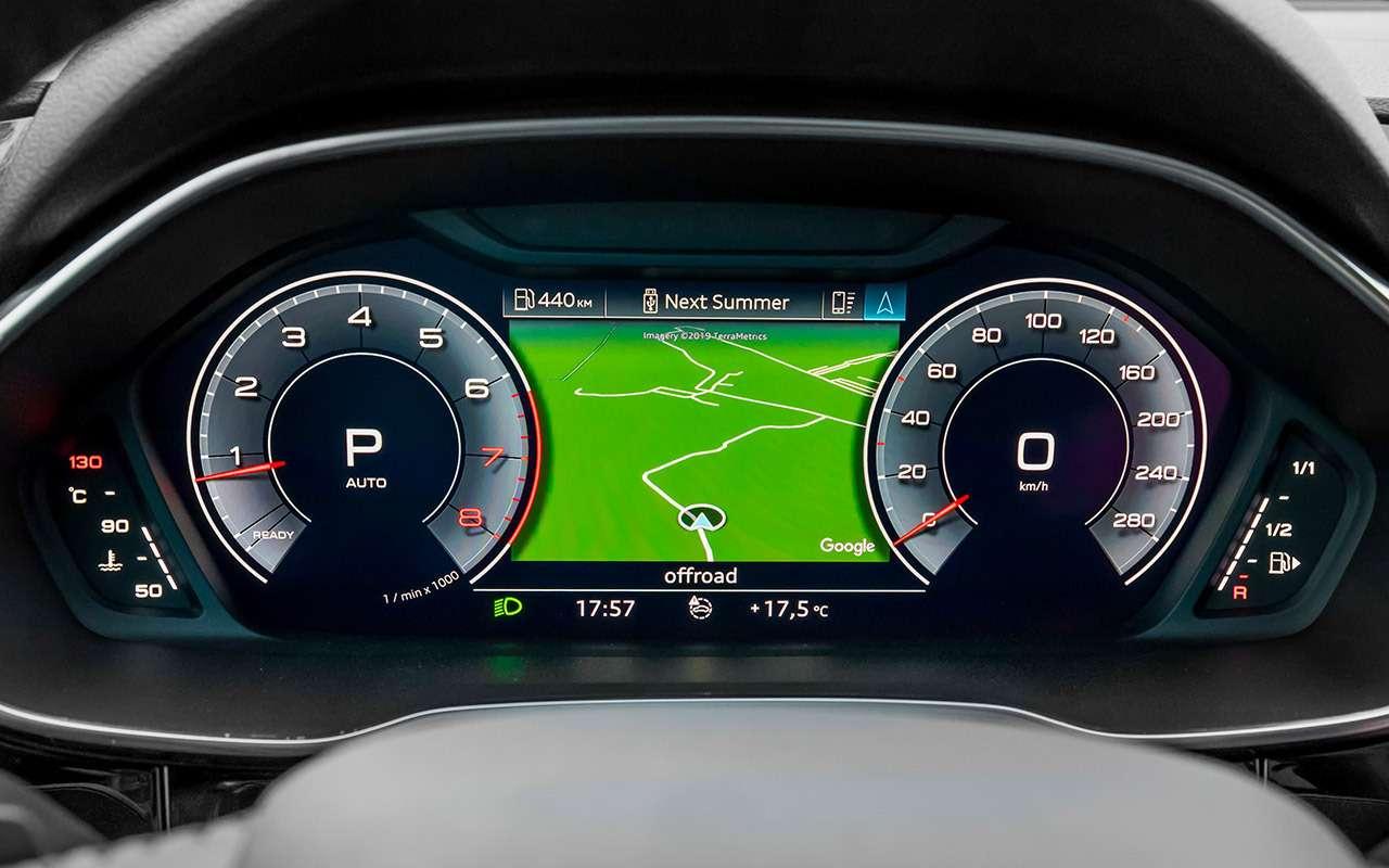 Новый Audi Q3для России— первый тест— фото 1030641
