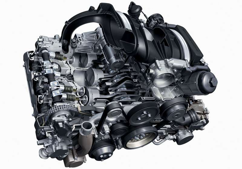 2010 911 3 8L engine no copyright