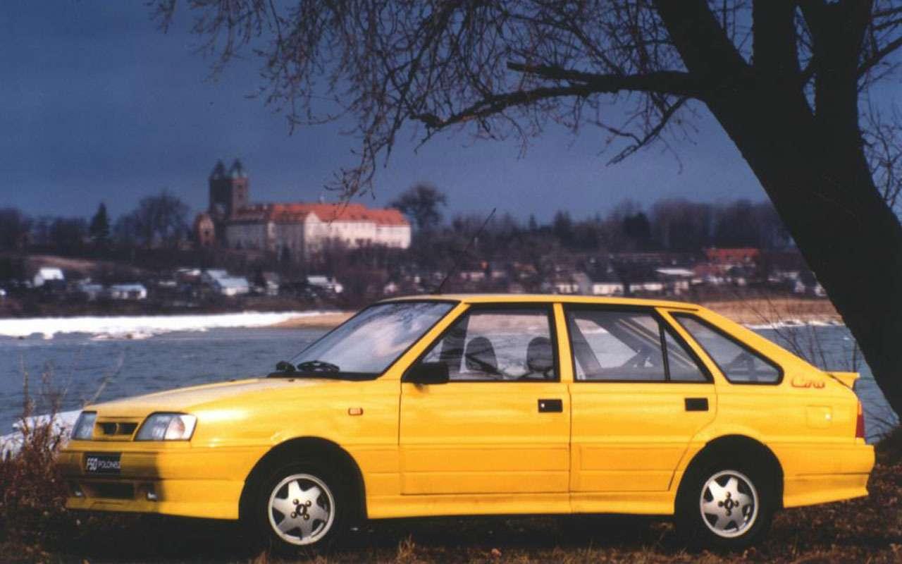Топ-10 худших автомобилей Европы. ВАЗов внем нет!— фото 1035016