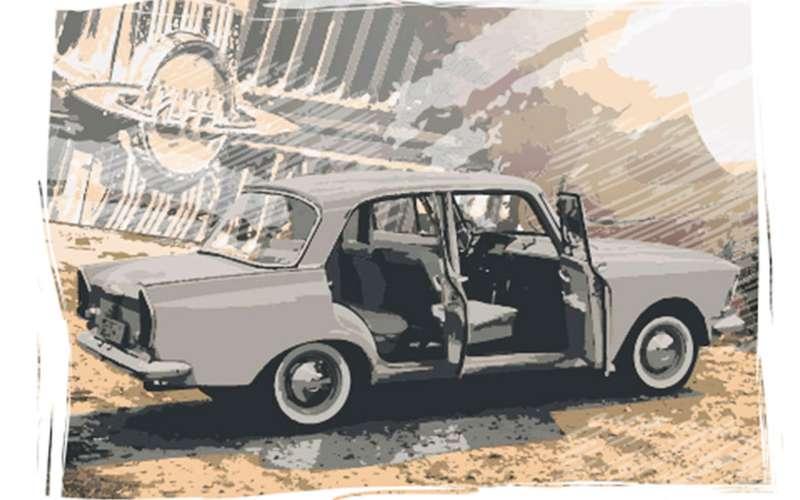 «Иж-Сатурн» - один из самых редких автомобилей СССР