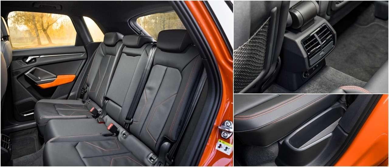 Новый Audi Q3для России— первый тест— фото 1030645