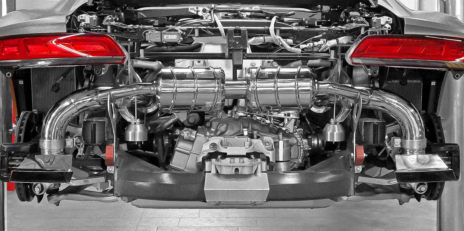 Audi R8V10 Plus Wheelsandmore