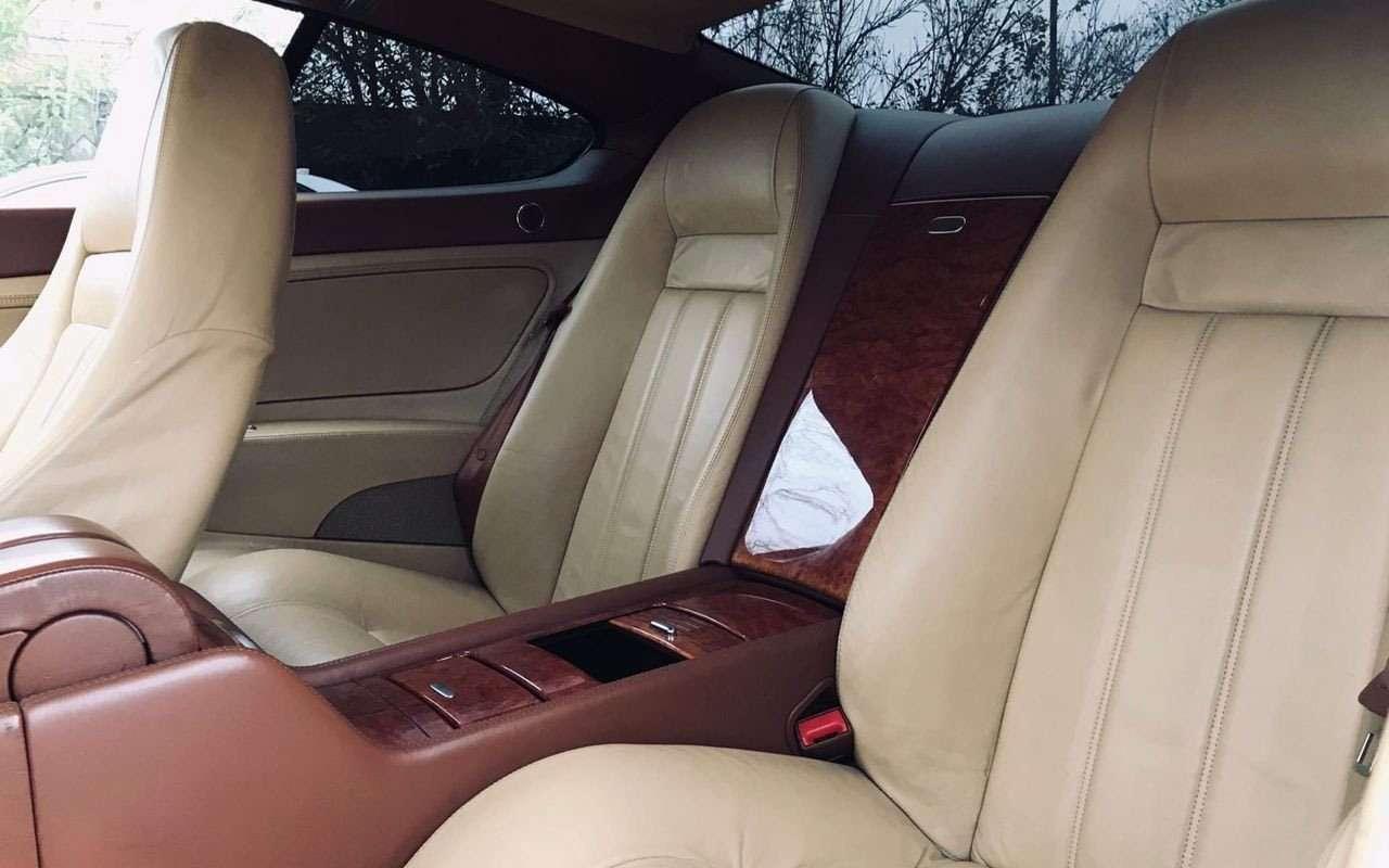 Роскошь недорого: как выбрать Bentley спробегом (инеразориться потом)— фото 1243399