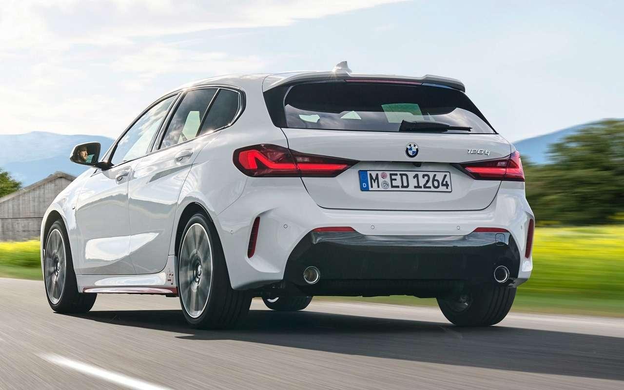 Появилась очень быстрая «копейка» BMW— нравится?— фото 1178703