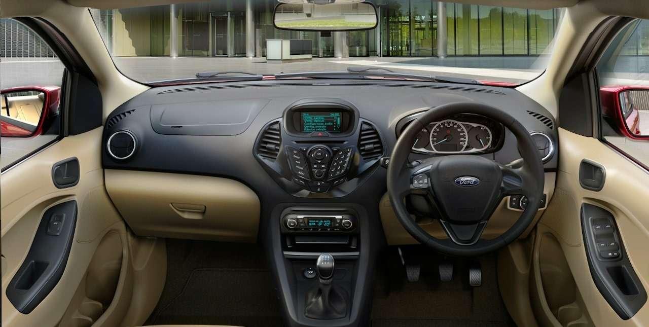 Ford представил новый бюджетный седан, дешевле Фокуса— фото 903678