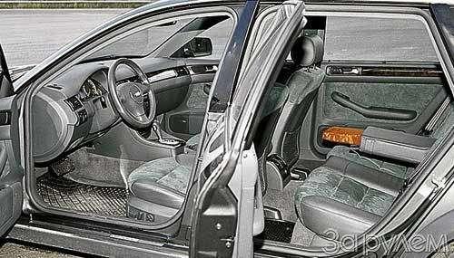 Тест Audi Allroad, Volvo V70XC, Subaru Legacy Outback. Универсалы песчаных карьеров.— фото 26335