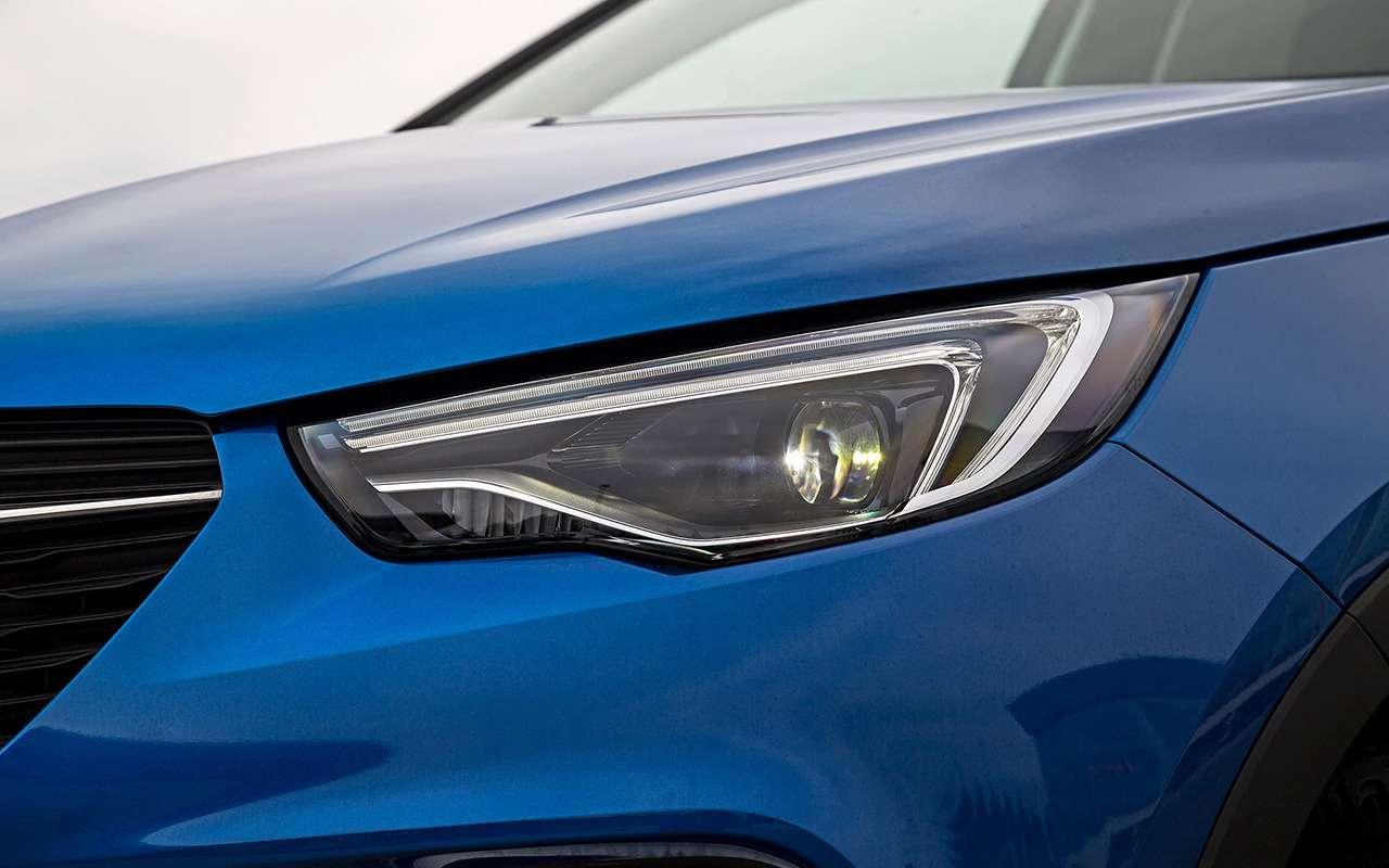 Opel Grandland X— честный иподробный тест-драйв— фото 1240089