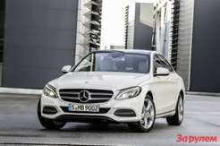 Новый седан Mercedes-Benz C-класса