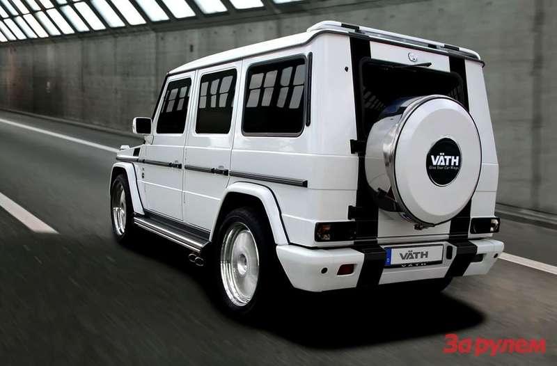 VATH-Mercedes-G55-AMG-551