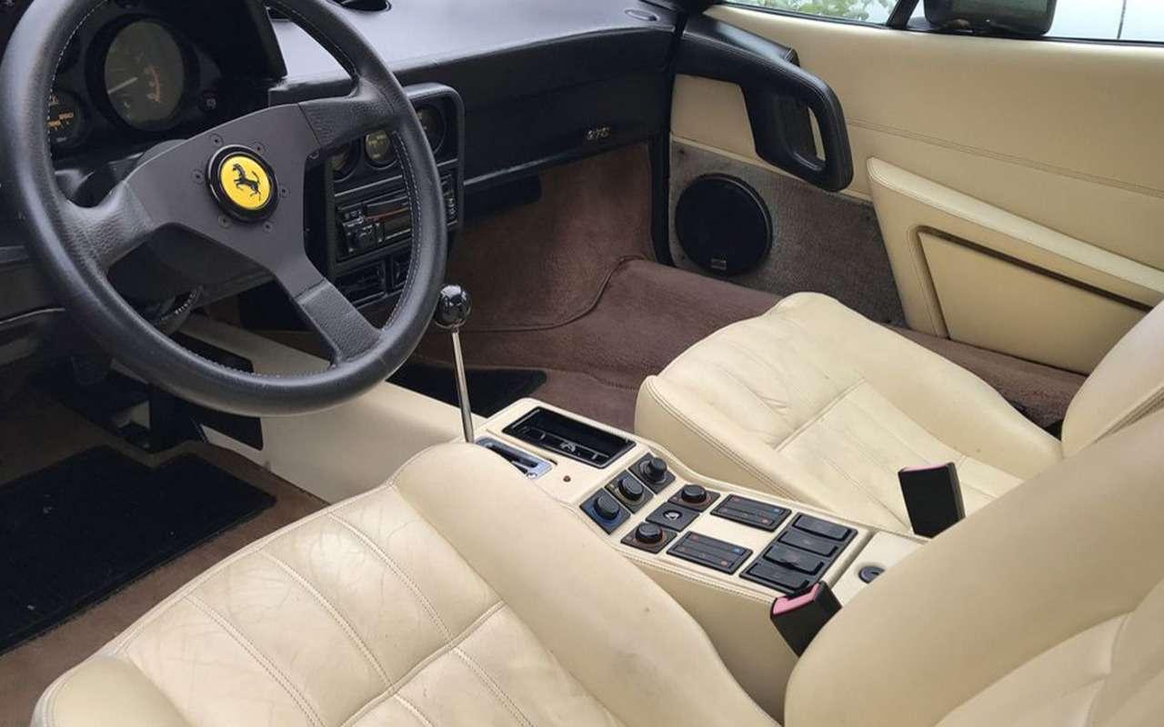 Кладбище забытых Ferrari— грустная история коллекционера— фото 975775