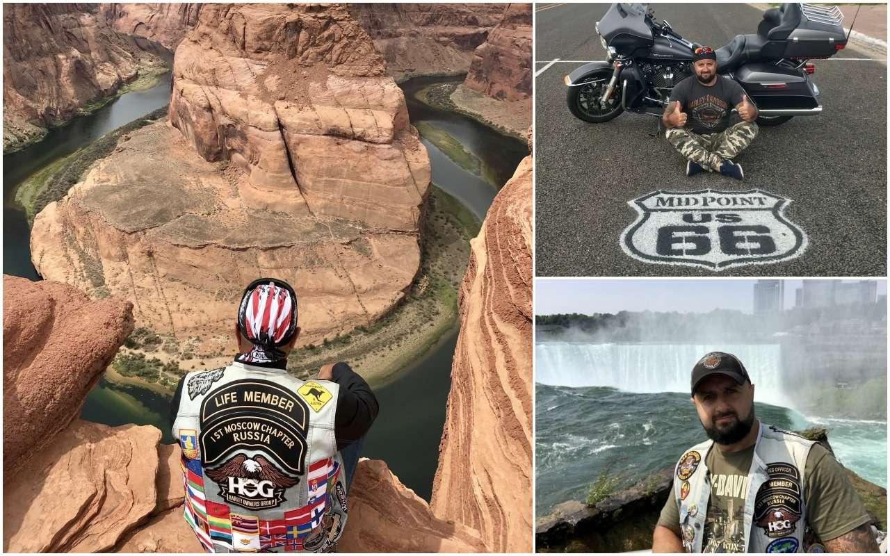 11мест Земли, куда (якобы) недоехать намотоцикле— фото 1197493