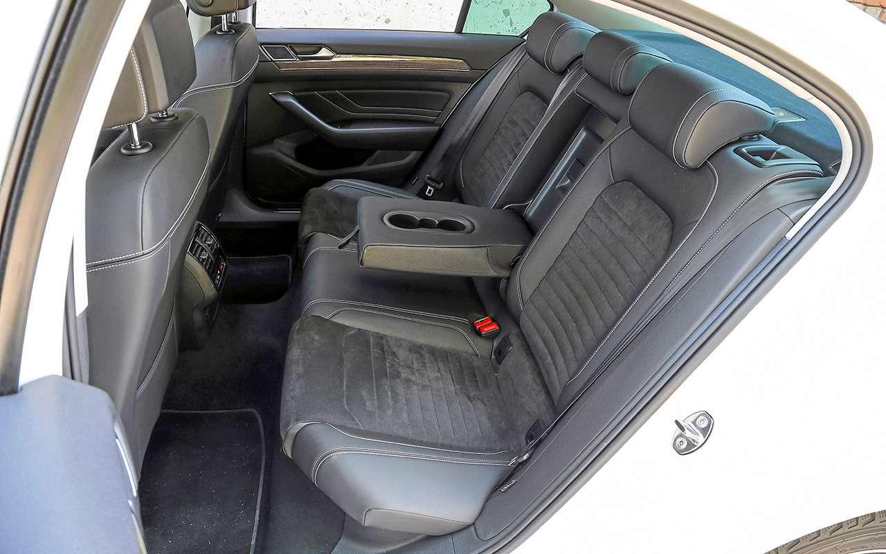 Toyota Camry, Kia K5, VWPassat— большой тест-сравнение— фото 1262514