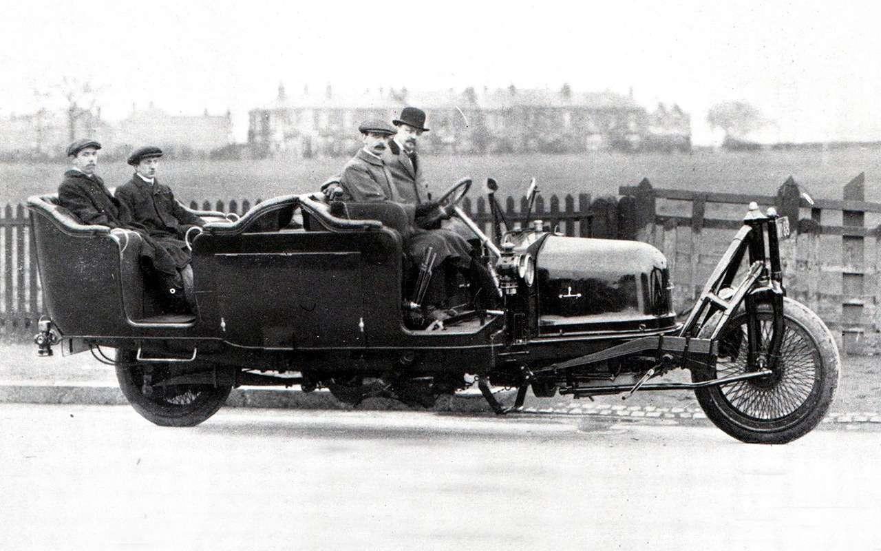 5 россиян, изменивших мировую автомобильную историю— фото 1037601