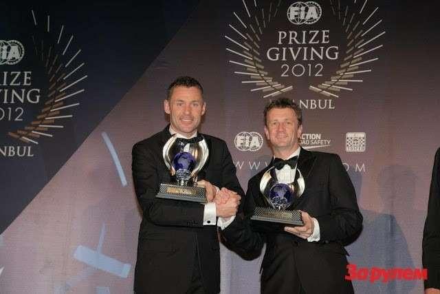 FIAWORLD ENDURANCE CHAMPIONSHIP— 2nd overall— Tom Kristensen & Allan McNish