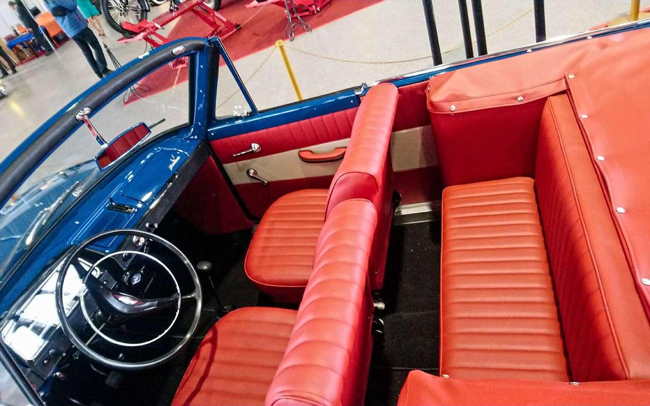 Неизвестные автомобили СССР: родстер, пикап, кабриолет...— фото 961800