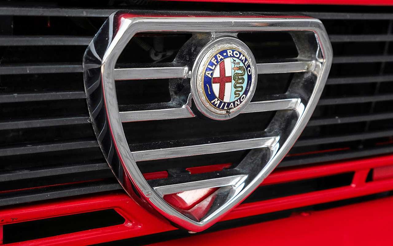 Машина комиссара Каттани— тест той самой Альфы— фото 1160813