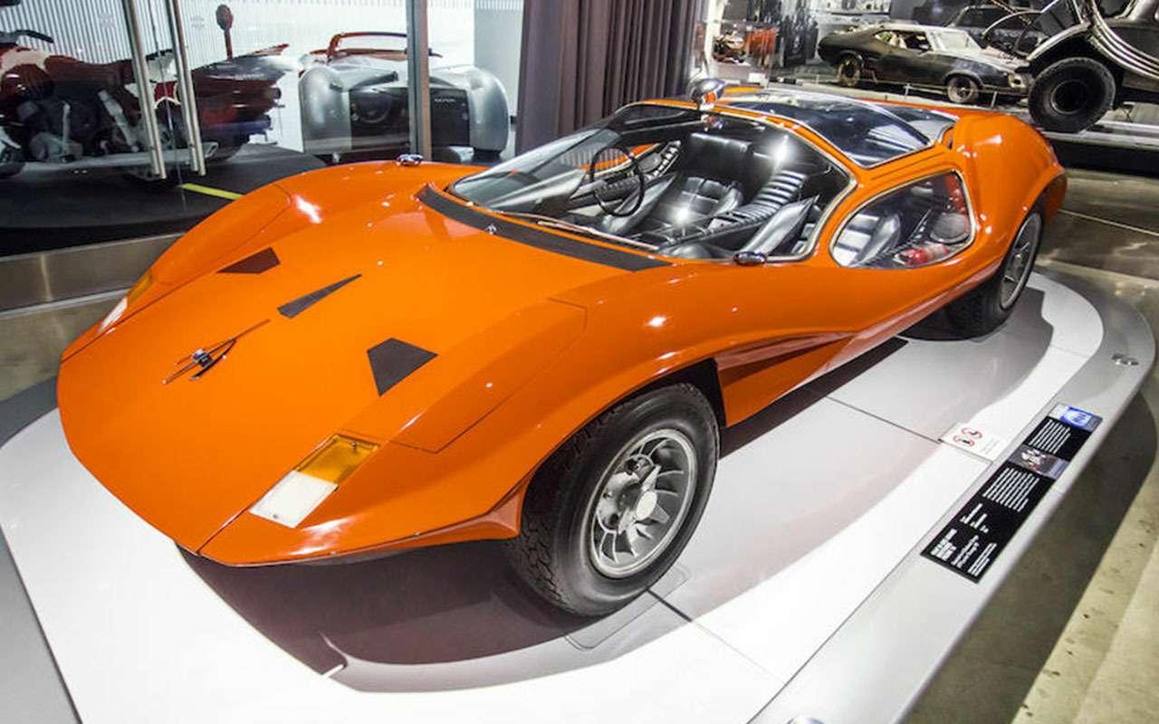 Продается: 100-сильный (!) суперкар изфильма «Заводной апельсин»— фото 1157890