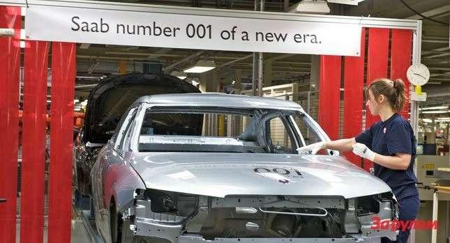 Saab-Production
