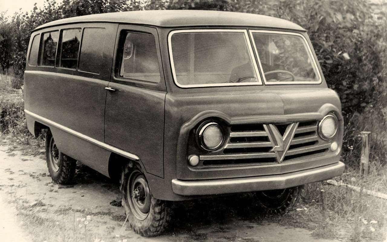 Вкус «буханки»: полная история УАЗ-450— фото 1269674