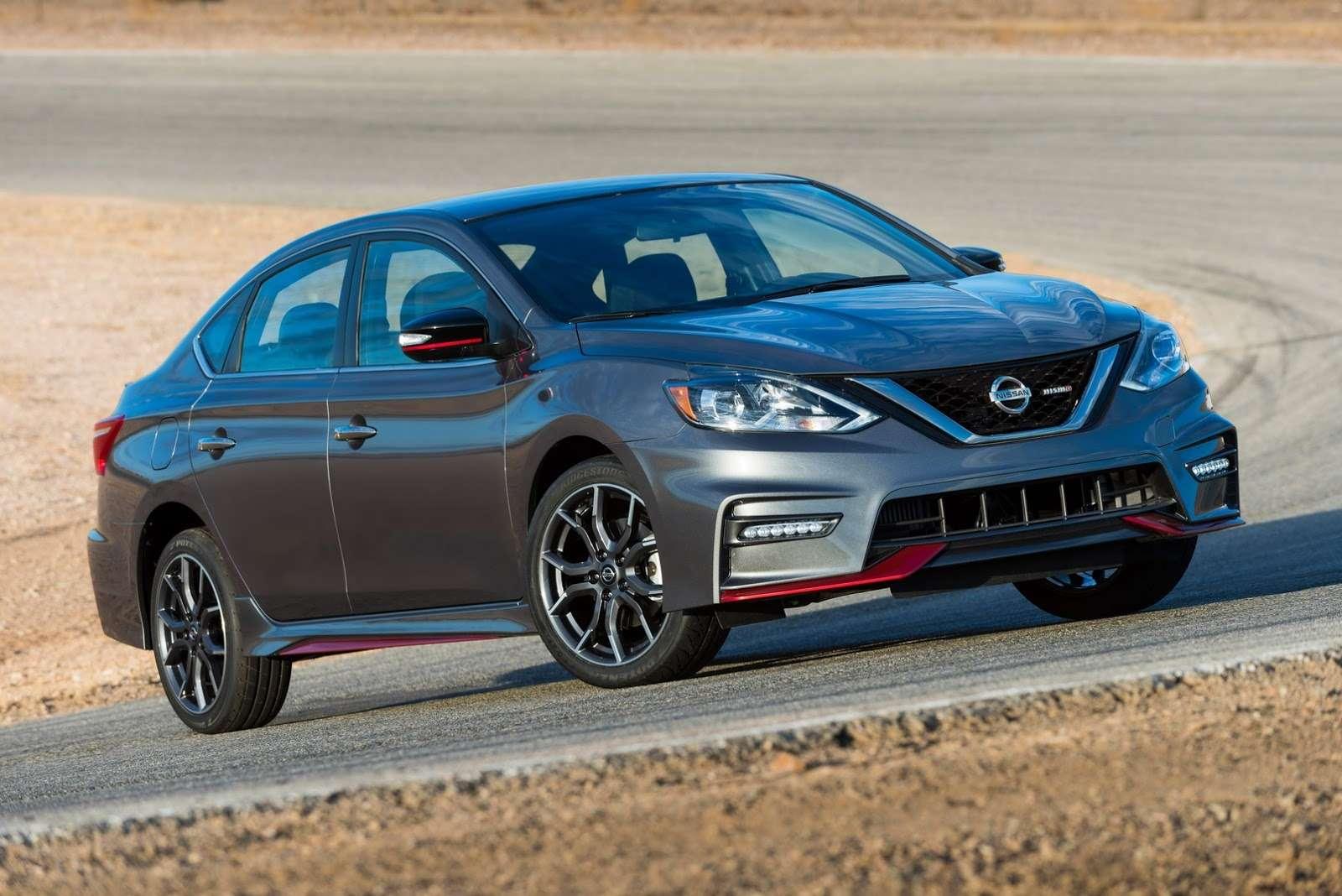 Мечтать не вредно: седан Nissan Sentra Nismo дебютировал вЛос-Анджелесе— фото 664432