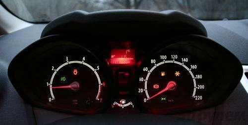 Тест Ford Fiesta Sport: Кинетический антидепрессант (ВИДЕО)— фото 5933
